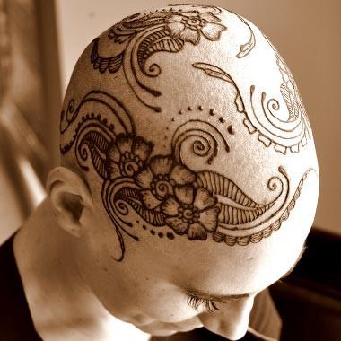 Henna Crowns