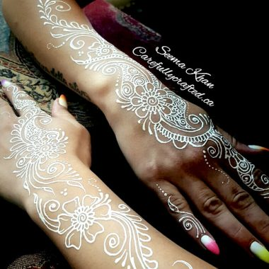 Carefully Crafted Henna An Unforgettable Henna Experience